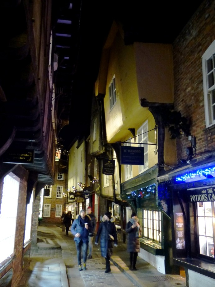 The Shambles by fishers