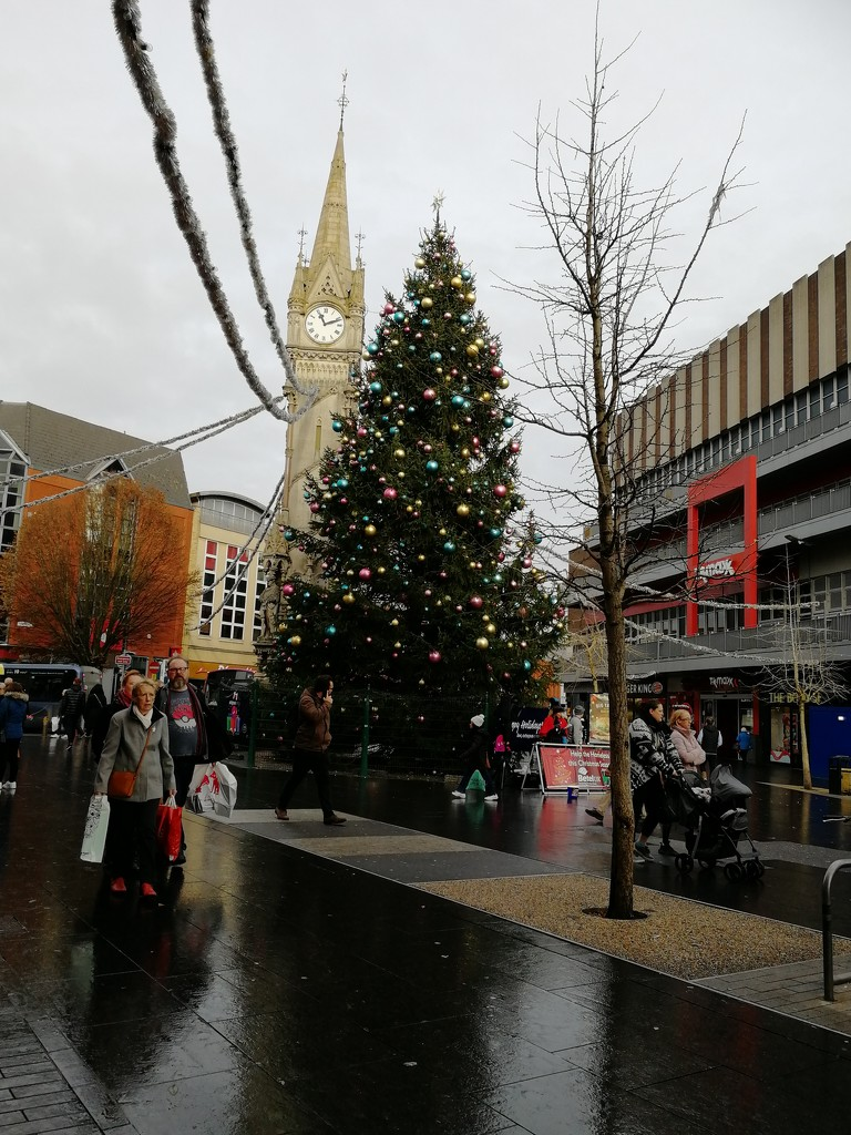 Leicester at Christmas Time by ilovelenses