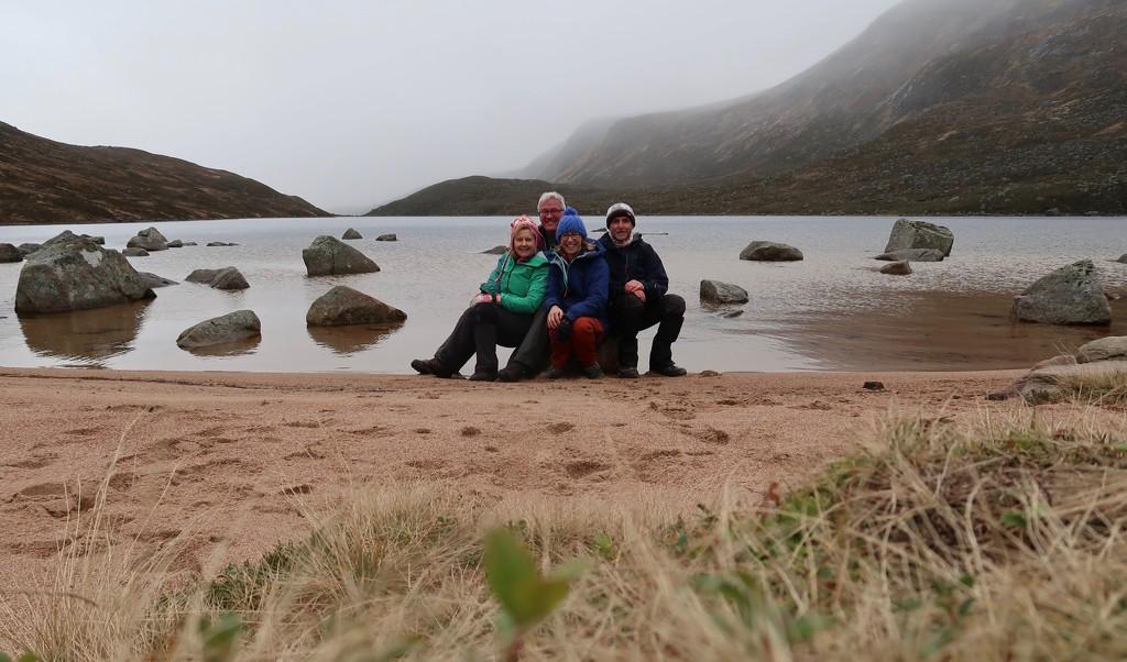 The Dubh Loch by jamibann