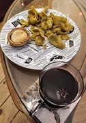8th Dec 2019 - Mulled wine and mince pie