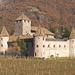 The castle in Bolzano