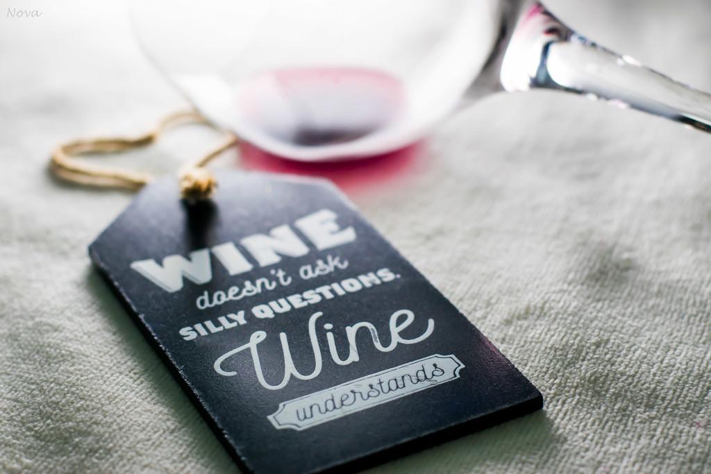 Wine please by novab