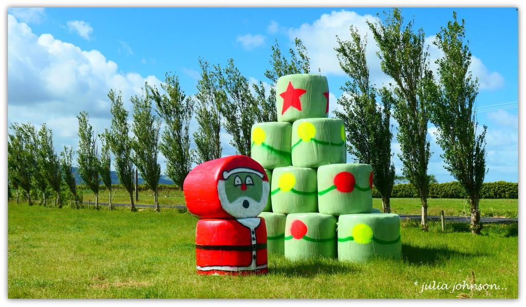 Kiwi Farmers Christmas Tree... by julzmaioro