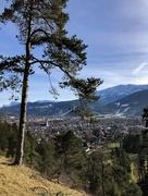 8th Dec 2019 - Sunday afternoon walk in the hills of Garmisch-Partenkirchen