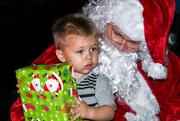 8th Dec 2019 - Here comes Santa Claus