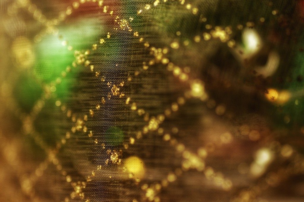 Christmas Abstract  by mzzhope