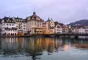 10th Dec 2019 - Lucerne at Christmas