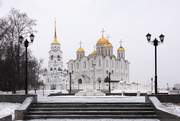 4th Dec 2019 - Assumption Cathedral in Vladimir, Russia