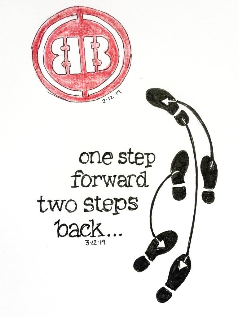 One Step Forwards... by harveyzone