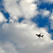 """ Leavin' on a jet plane............"