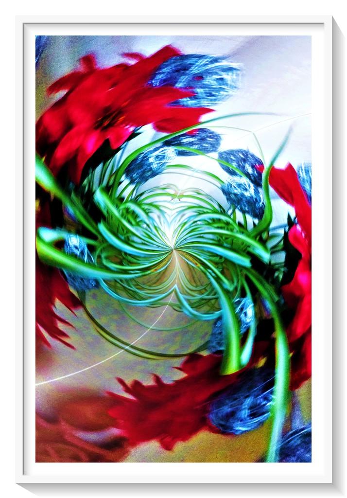 In a twirl ......... by beryl