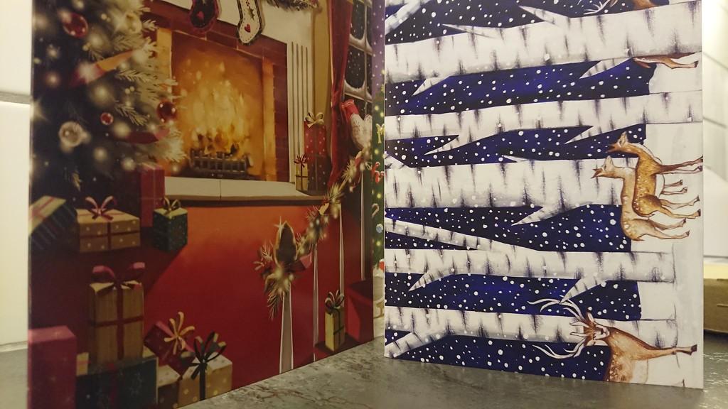 Christmas cards...  by peadar