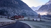 13th Dec 2019 - A frosty morning in Switzerland