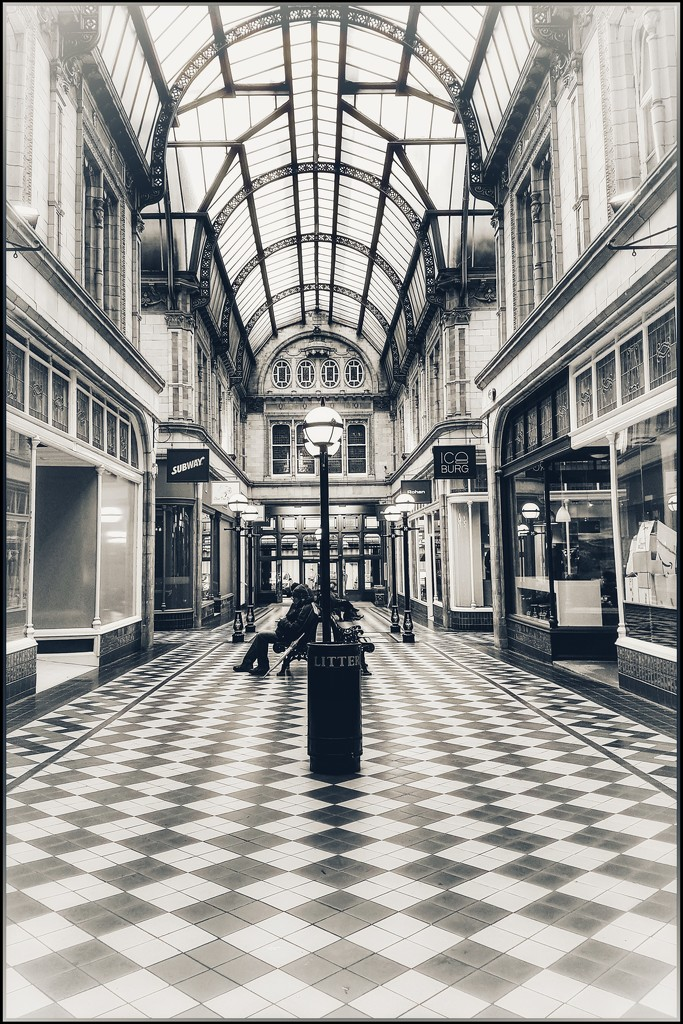 Miller Arcade - great architecture in the city by lyndamcg