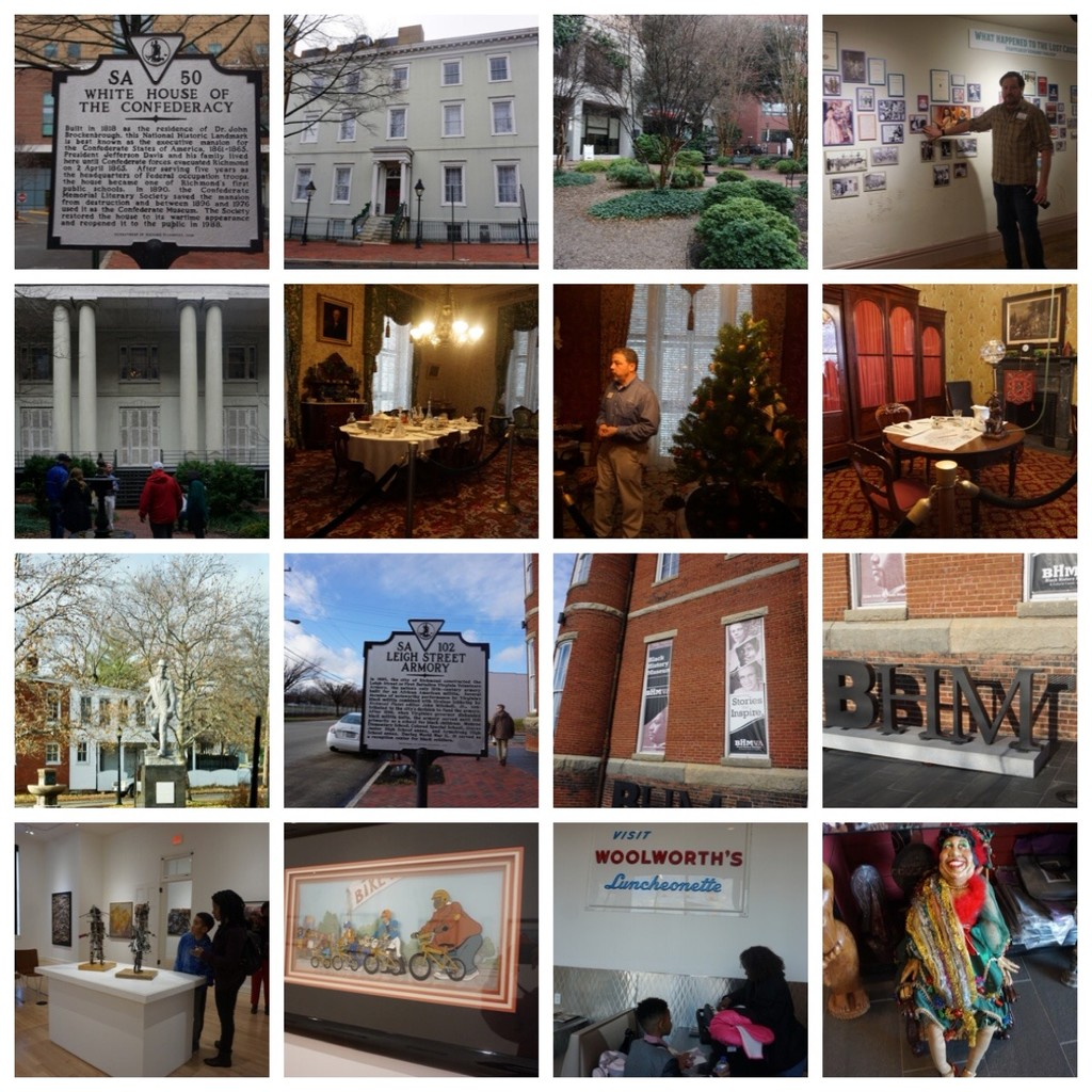 Museum Crawl Stops 2 and 3 by allie912