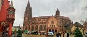 15th Dec 2019 - Freiburg-im-Brisgau cathedral.