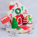 holiday cookie scene