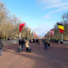 11th Dec The Mall NATO Summit Flags