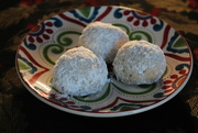 15th Dec 2019 - Russian Tea Cookies Anyone?