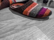 15th Dec 2019 - Well loved slippers