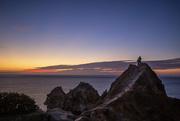 15th Dec 2019 - The cliffs of the Ponta da Piedade Sunrise