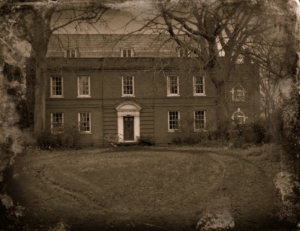 Is this Miss Havisham's House? by judithdeacon