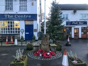 16th Dec 2019 - Village Christmas tree