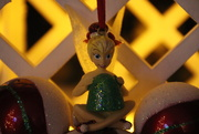 16th Dec 2019 - Day 350:  Tinkerbell Ornament