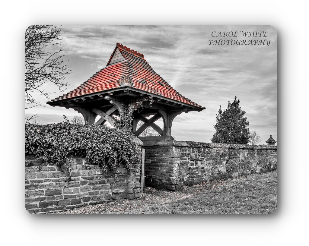 The Lych Gate by carolmw