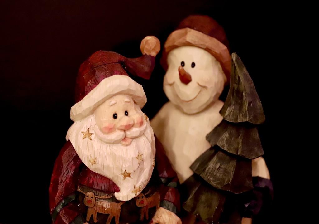 Santa & his Friend.... by carole_sandford