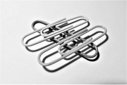 18th Dec 2019 - A paperclip kind of day