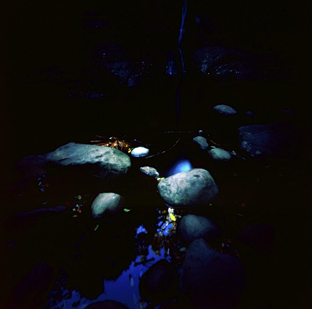 Rocks and sky by peterdegraaff