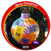 19th Dec 2019 - Merry Christmas 2019