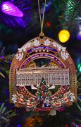 17th Dec 2019 - White House Ornament 2017