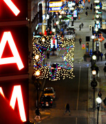 19th Dec 2019 - Downtown Crossing Lights