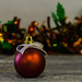 Lone Bauble by salza