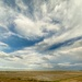 Cloudy sky by monicac