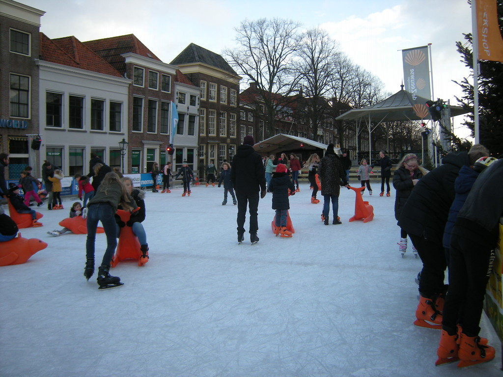 Fun on ice.  by pyrrhula