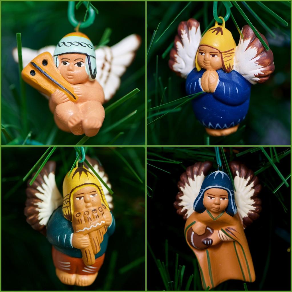 My Peruvian Angels by merrelyn