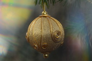 21st Dec 2019 - Christmas bauble..........