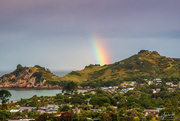 21st Dec 2019 - Rainbow over Hahei