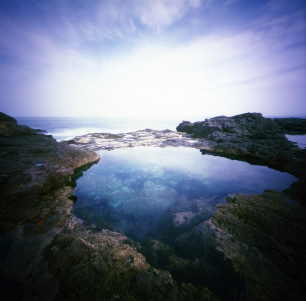 Cool blue pool by peterdegraaff