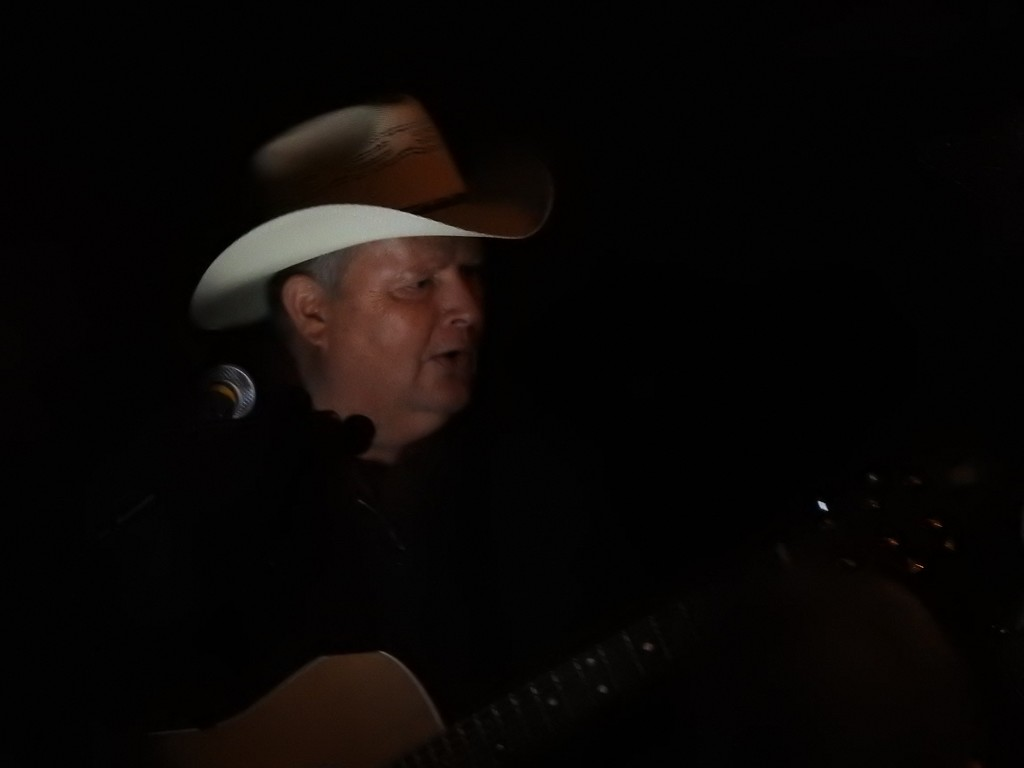 Cowboy Singer by janeandcharlie