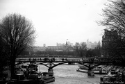16th Dec 2019 - Pont des Arts