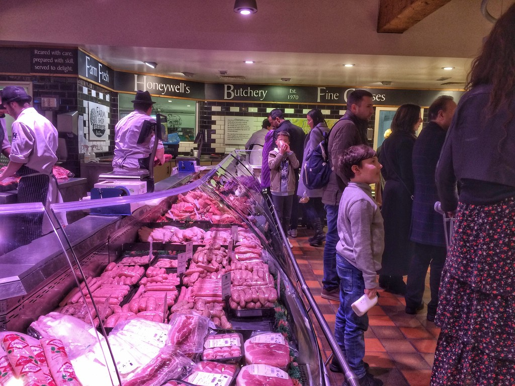The meat counter by happypat
