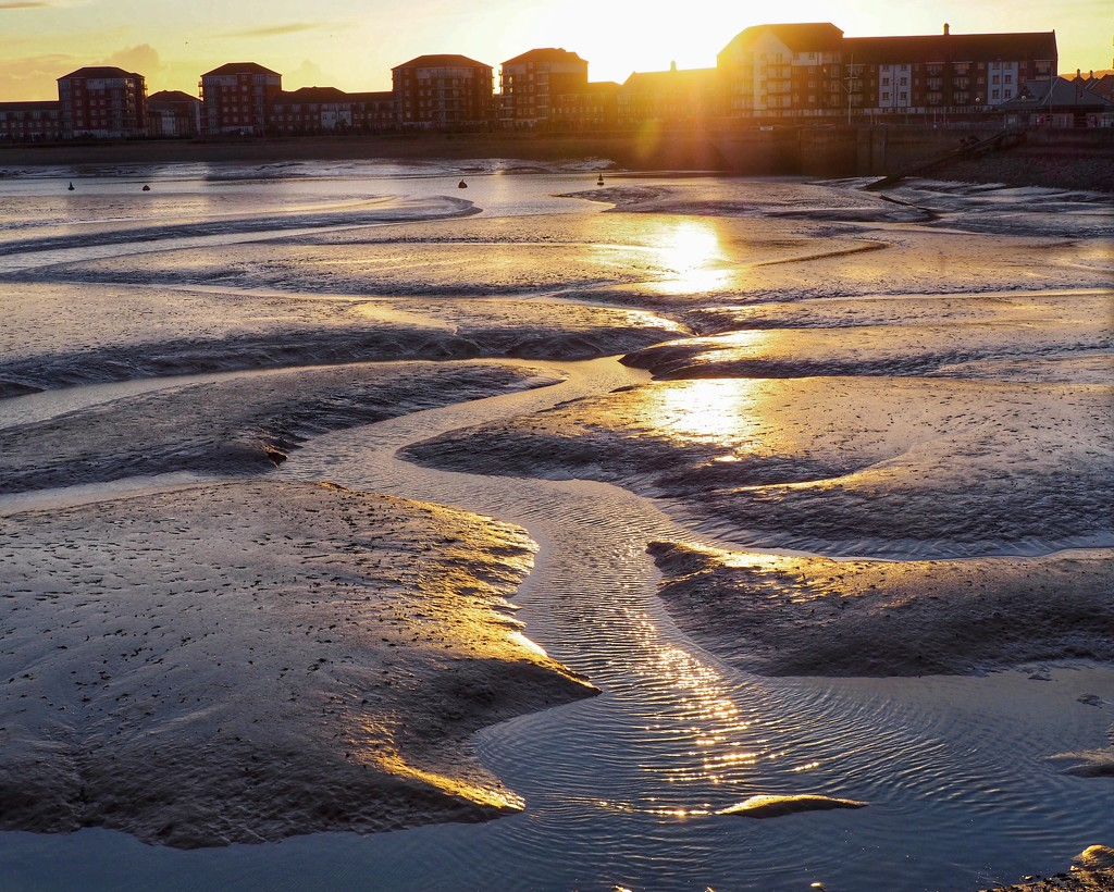 Low tide by suesmith