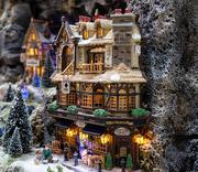 13th Dec 2019 - Model Alpine Village - Detail 1