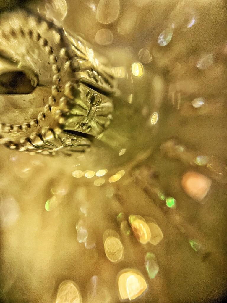 Golden bauble.  by cocobella