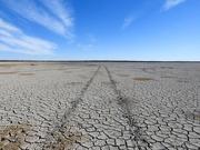 23rd Dec 2019 - Dry Lake