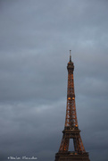 22nd Dec 2019 - cloudy day in Paris